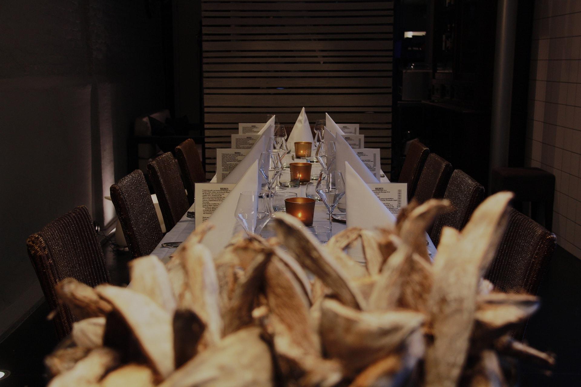 restaurant voor groepen in antwerpen