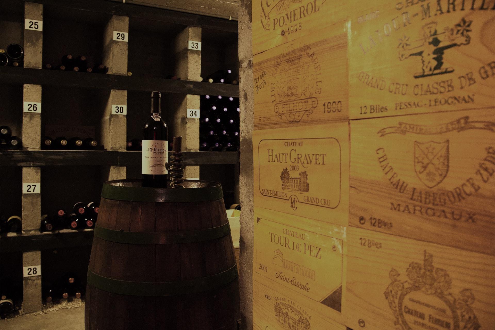 wijnkaart de notenkraker