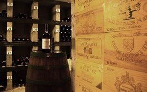 wijnrestaurant in antwerpen kelder
