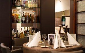 wijnrestaurant in antwerpen ronde
